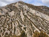 Hiking trails in Guara