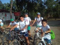 excursion en bici