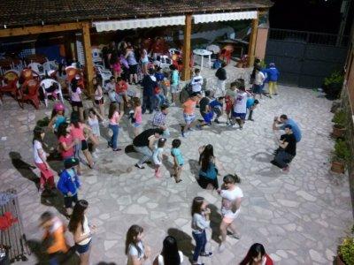Campamento en Familia en Guadamejud Niños 3-6 años