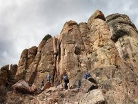 Climbing in Huesca