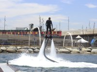 flyboard with jetscoot