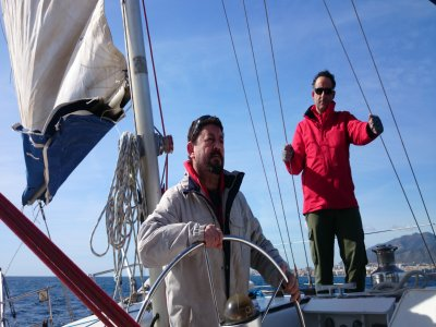 Basic navigation course in Benalmádena