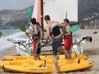 Kayaks Despedida Soltero Oxygen