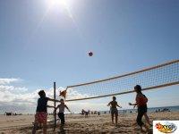 Voley Playa Despedida Soltero Oxygen