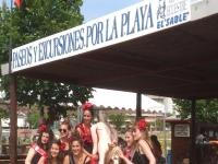 Despedida de soltero/a a caballo en Laredo, 1 hora