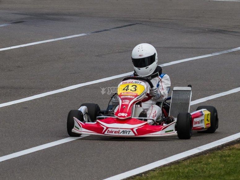 Premio de karting en Jerez