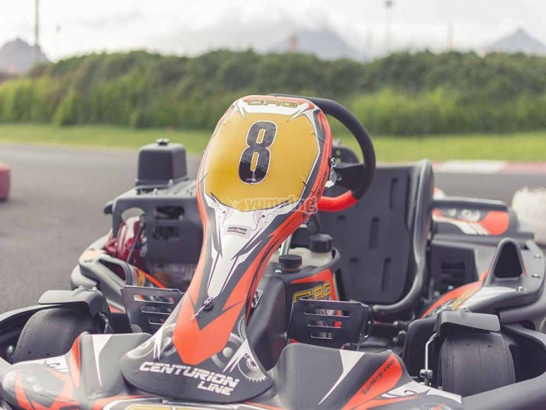 Nuestro karting