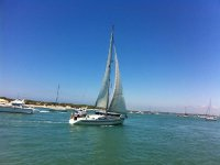 Sailing Boat Ride In Cádiz Or Harbour, 3 Hour