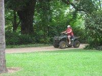 Naturaleza en quad