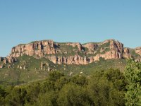 Views of the Mallos de Riglos