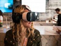 眼镜VR虚拟现实眼镜