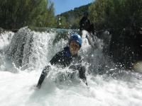 cascada barranquismo