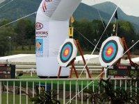 Campo para tiro con arco