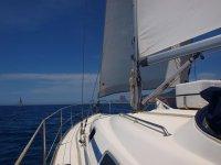 Ruta en velero