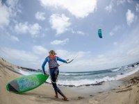 Corso di iniziazione al kitesurf, Corralejo, 2 giorni