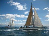 Disfruta de la navegación a vela