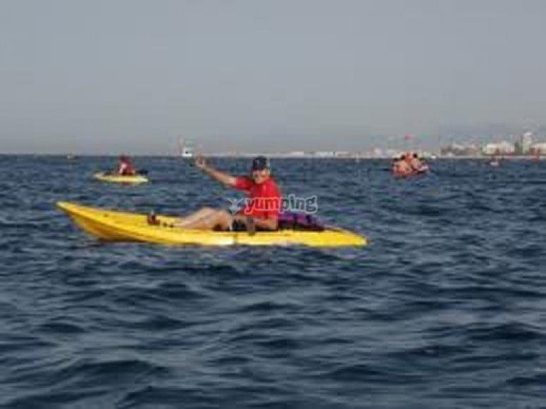 kayaks santa pola