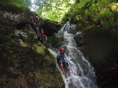 Canyoning in Picos de Europa Livello I e II