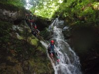 Canyoning in Picos de Europa Level I & II