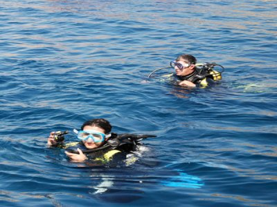 Scuba Diver PADI course in Ibiza