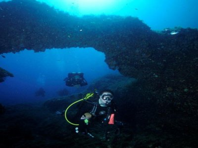 3 days Advanced Open Water PADI course in Ibiza