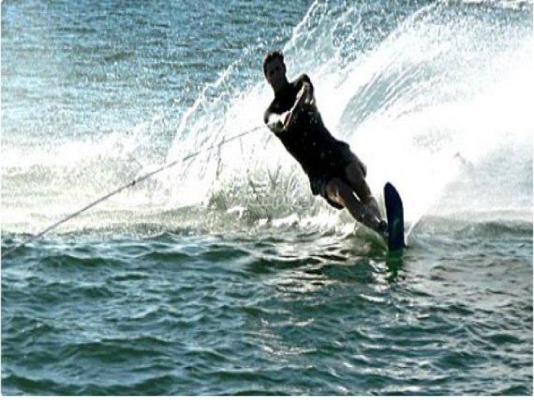surfare le onde