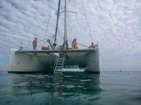 navegando con el viento a favor