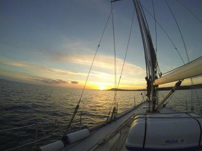 Especial noche romántica en barco, en exclusiva