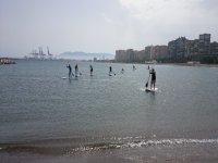 Curso Paddle Surf Málaga, 1h 45min, Nivel 1