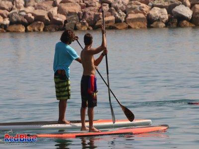 Curso Paddle Surf Málaga, 1h 45min, Nivel 2