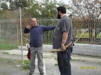 Initiation to archery