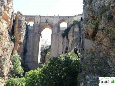 Vias Ferratas在Serrania de Ronda