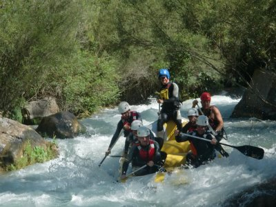 Rafting in Montanejos with Video Gift