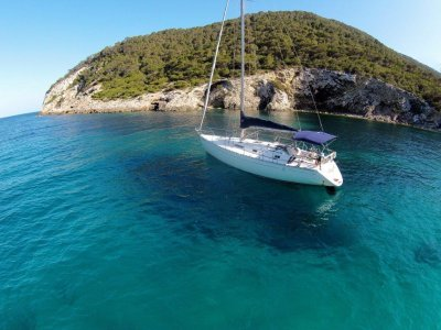 Rent A Boat In Ibiza, August 1st