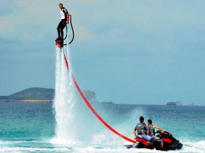 Flyboard en la Marina Real de Valencia 15 minutos