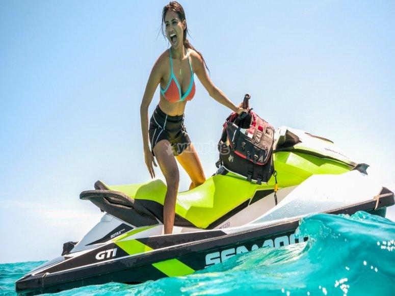 上水摩托车