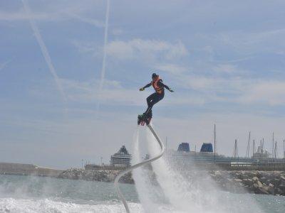 OFFERTA Flyboard Duo a Valencia 30 min