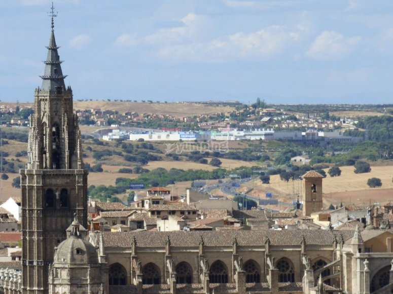 Discover Toledo in an original way
