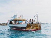 Paseo en barco con Life & Sea
