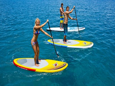 Escuela de Surf Gregal Paddle Surf
