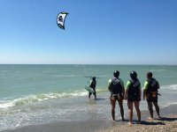 北风筝冲浪活动和奖励旅游团队阿波G标志风筝冲浪