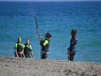 风筝冲浪课程在Carchuna