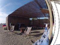 Ecole de kitesurf à Motril