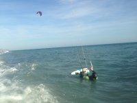 学习了解风筝冲浪风筝AWA格拉纳达海滩AWA