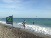 North kiteboarding en AWA