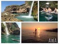 Excursion de paddle-surf de Nerja