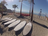 Travesia paddlesurf burriana beach