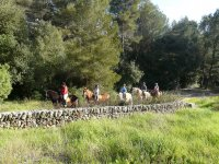 Excursion through the countryside in Menorca
