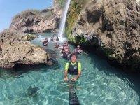 Paddlesurf aux eaux cristallines