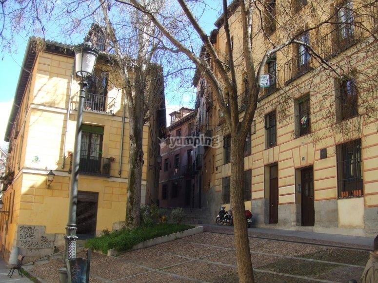 Madrid monumental La Latina
